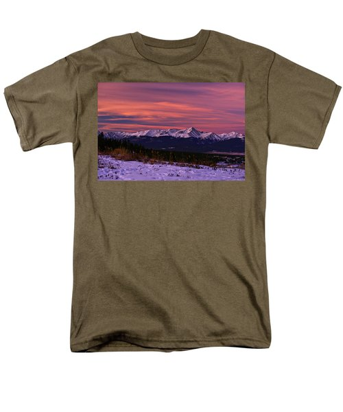 Color Of Dawn Men's T-Shirt  (Regular Fit) by Jeremy Rhoades