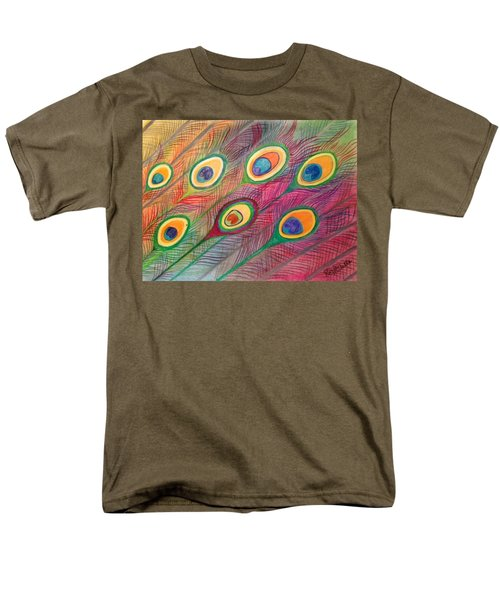 Colorful Delusions Men's T-Shirt  (Regular Fit) by Renee Michelle Wenker