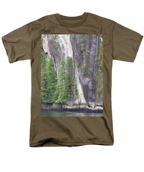 Colors Of Alaska - More From Misty Fjords Men's T-Shirt  (Regular Fit)