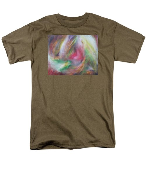 Compassion Men's T-Shirt  (Regular Fit) by Becky Chappell