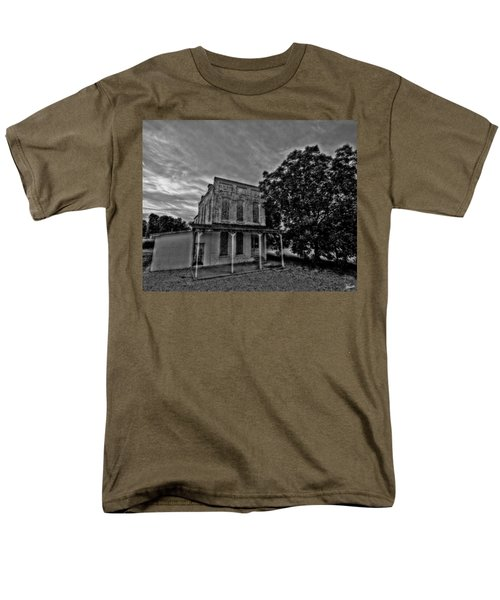 Cotton Office Men's T-Shirt  (Regular Fit)