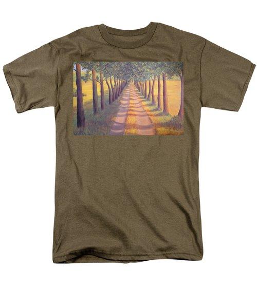 Country Lane Men's T-Shirt  (Regular Fit) by Sophia Schmierer