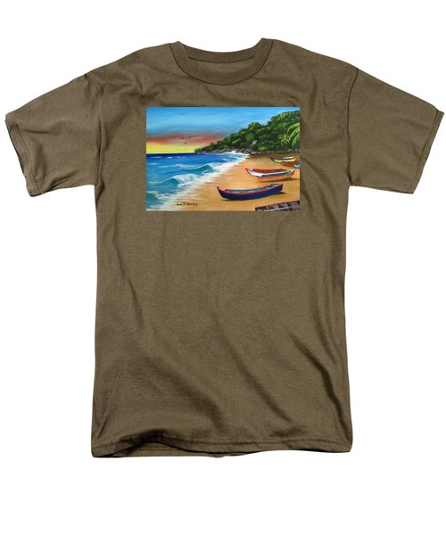 Crashboat Beach Wonder Men's T-Shirt  (Regular Fit) by Luis F Rodriguez