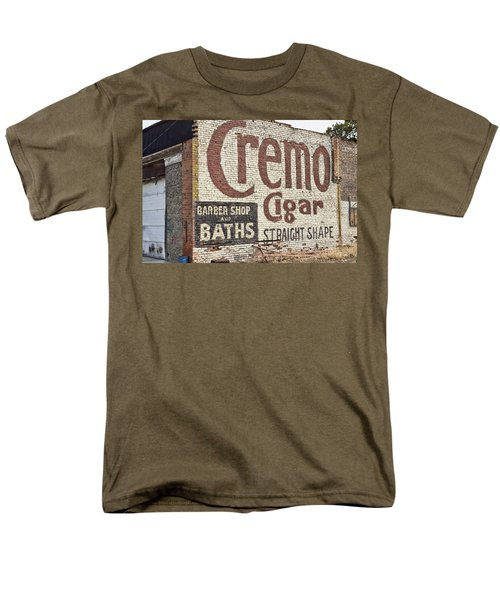 Cremo Cigar Men's T-Shirt  (Regular Fit) by Cathy Anderson