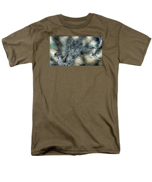 Crystal Heaven Men's T-Shirt  (Regular Fit) by Steven Richardson