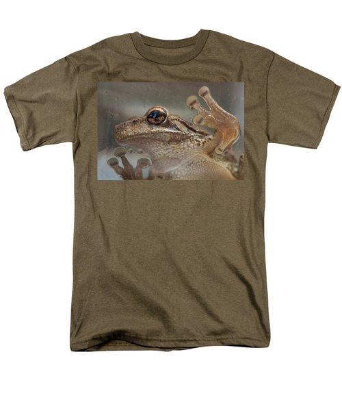 Cuban Treefrog Men's T-Shirt  (Regular Fit) by Paul Rebmann