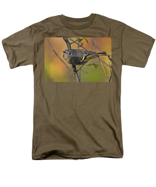 Men's T-Shirt  (Regular Fit) featuring the photograph Curiosity by Gary Holmes