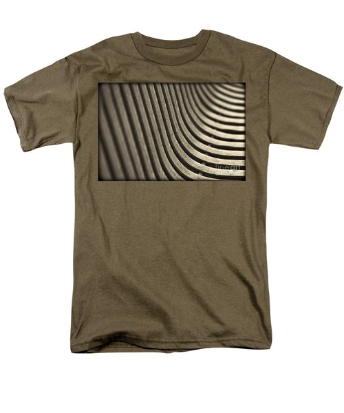 Men's T-Shirt  (Regular Fit) featuring the photograph Curves I. by Clare Bambers