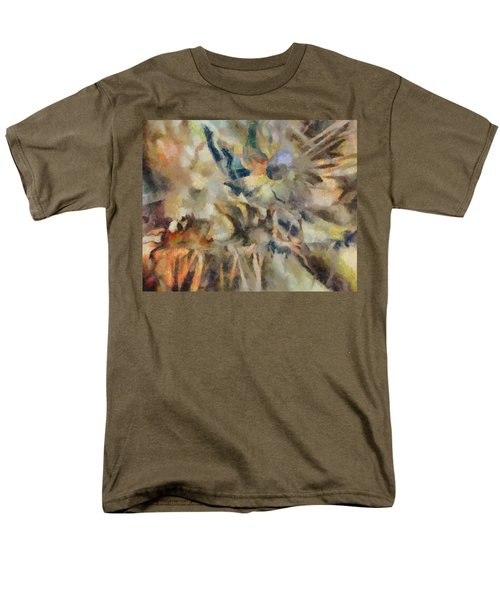 Men's T-Shirt  (Regular Fit) featuring the digital art Dancing Dreams by Joe Misrasi