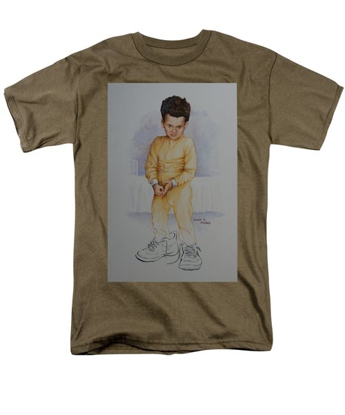 David Men's T-Shirt  (Regular Fit) by Duane R Probus