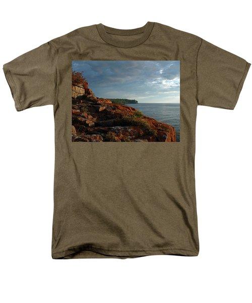 Daybreak At Campsite 19 Men's T-Shirt  (Regular Fit) by James Peterson