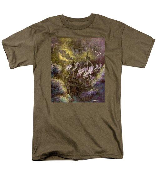 Deep Peace Men's T-Shirt  (Regular Fit) by Jack Malloch