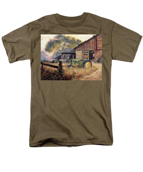 Deere Country Men's T-Shirt  (Regular Fit)