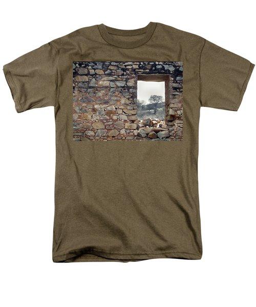Delusion Men's T-Shirt  (Regular Fit) by Prakash Ghai