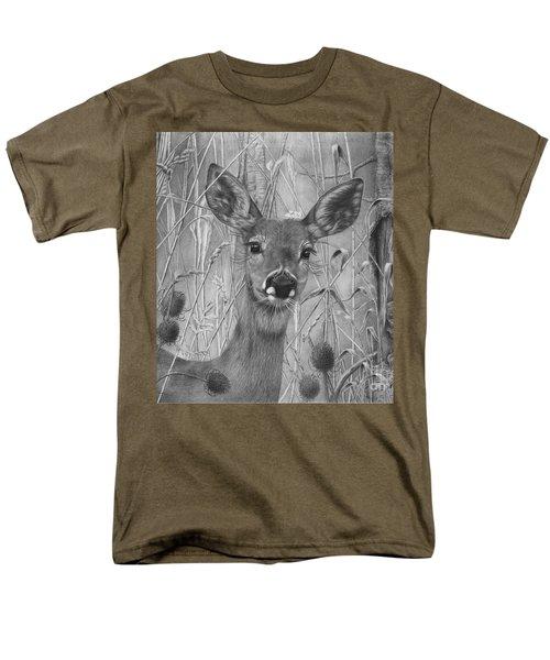 Doe Pretty Men's T-Shirt  (Regular Fit)