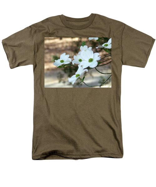 Dogwood 2 Men's T-Shirt  (Regular Fit) by Andrea Anderegg