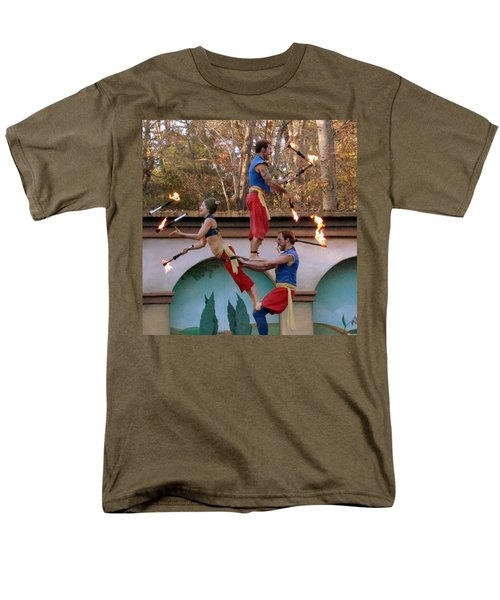 Don't Try This At Home Men's T-Shirt  (Regular Fit) by Rodney Lee Williams