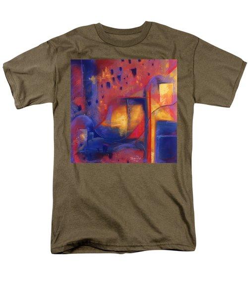 Doorways Men's T-Shirt  (Regular Fit)