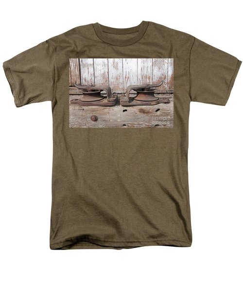 Double Pully Men's T-Shirt  (Regular Fit) by Minnie Lippiatt