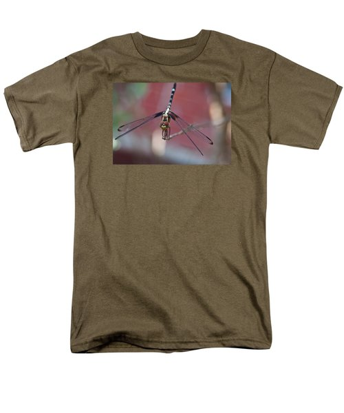 Dragonfly 2 Men's T-Shirt  (Regular Fit) by Mark Alder