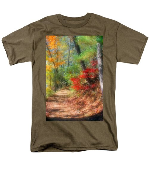 Men's T-Shirt  (Regular Fit) featuring the photograph Dreaming Of Fall by Kristin Elmquist