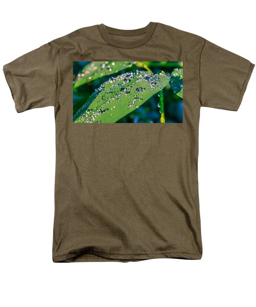 Droplets Men's T-Shirt  (Regular Fit) by Rob Sellers