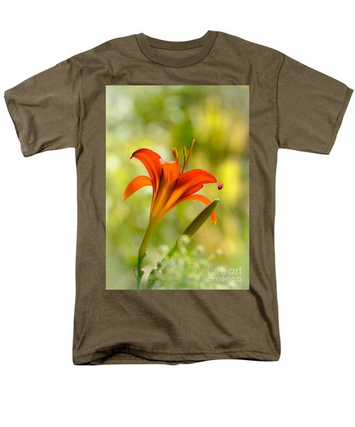 Early Morning Portrait Men's T-Shirt  (Regular Fit) by Amy Porter