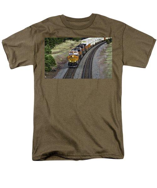 Eastbound Freight Men's T-Shirt  (Regular Fit)