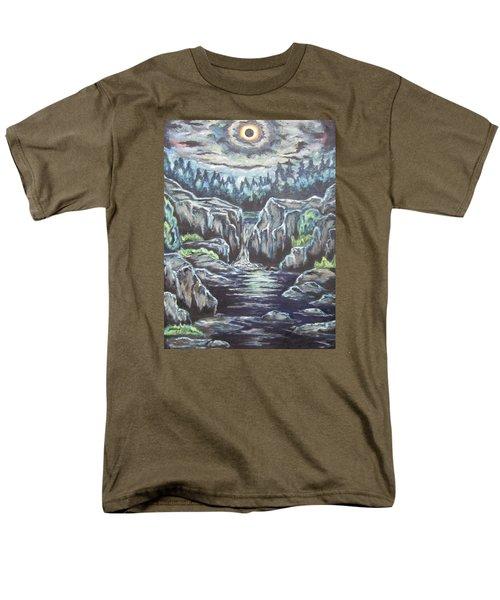 Eclipse 2 Men's T-Shirt  (Regular Fit) by Cheryl Pettigrew