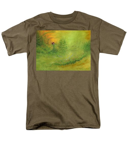 Emerence Men's T-Shirt  (Regular Fit) by Mark Minier