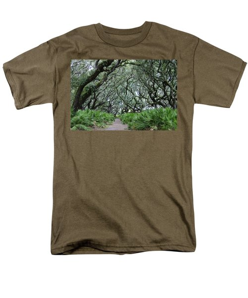 Enchanted Forest Men's T-Shirt  (Regular Fit) by Laurie Perry