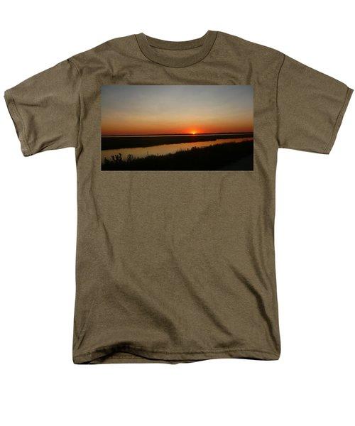 Ending Of A Day Men's T-Shirt  (Regular Fit) by James Petersen
