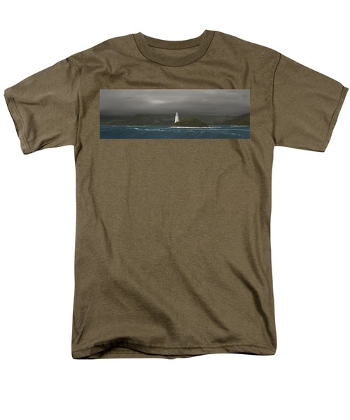 Entrance To Macquarie Harbour - Tasmania Men's T-Shirt  (Regular Fit) by Tim Mullaney