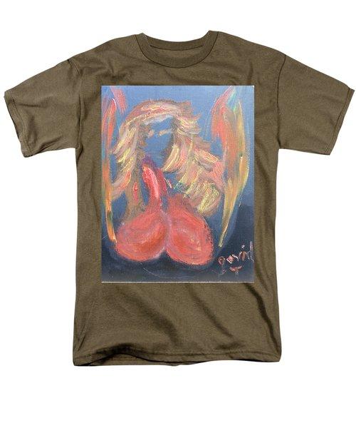 Eros Angel Men's T-Shirt  (Regular Fit) by David Trotter