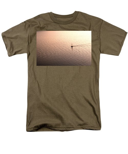 Men's T-Shirt  (Regular Fit) featuring the photograph Escape by Lana Enderle