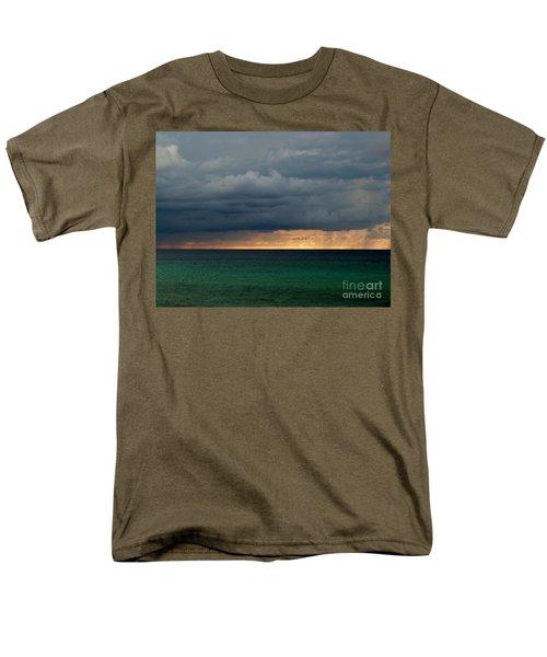 Evening Shadows Men's T-Shirt  (Regular Fit) by Amar Sheow