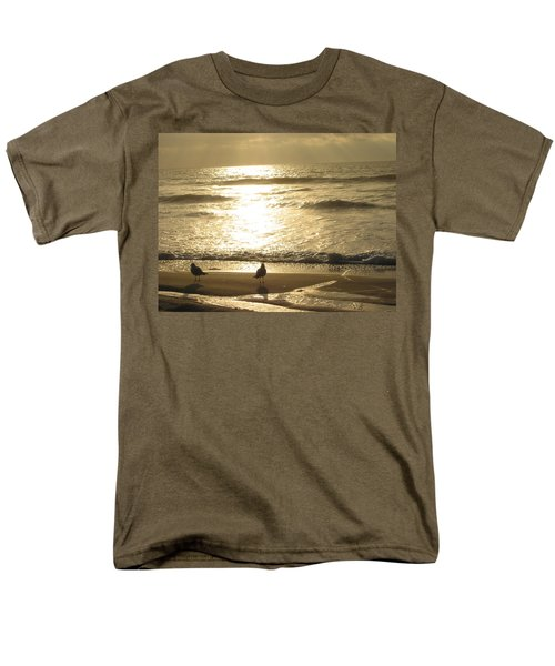 Evening Stroll Men's T-Shirt  (Regular Fit) by Judith Morris