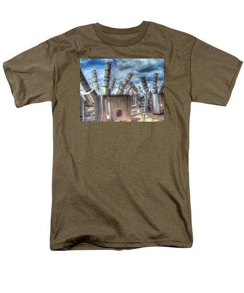 Men's T-Shirt  (Regular Fit) featuring the photograph Exterminate - Exterminate by MJ Olsen
