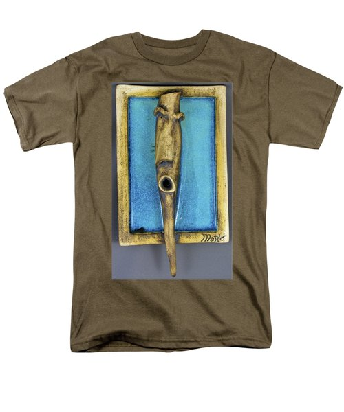 Faces #5 Men's T-Shirt  (Regular Fit)