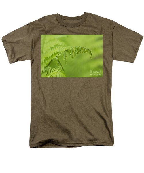 Men's T-Shirt  (Regular Fit) featuring the photograph Fern by Alana Ranney