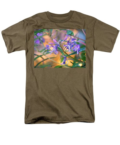 Fireweed Number Three Men's T-Shirt  (Regular Fit) by Brian Boyle
