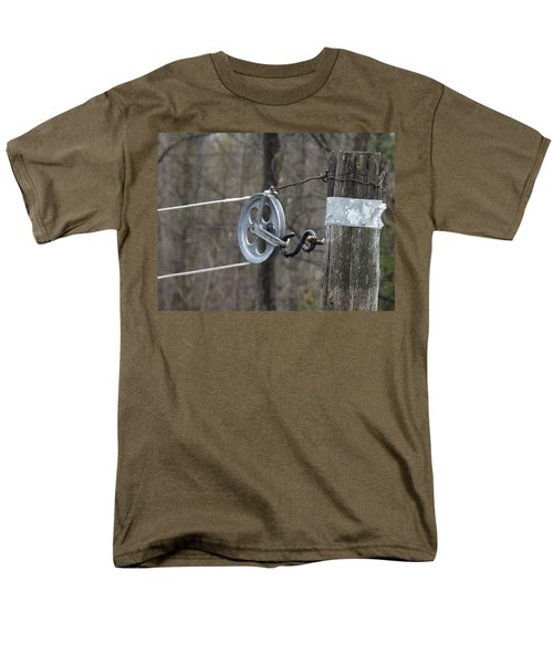 First Automatic Dryer Men's T-Shirt  (Regular Fit) by Brenda Brown