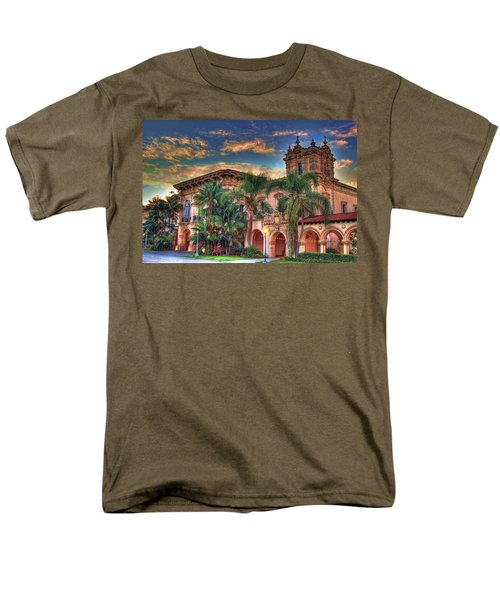 Men's T-Shirt  (Regular Fit) featuring the photograph First Morning Glow by Gary Holmes