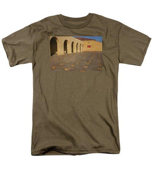 First Steps Men's T-Shirt  (Regular Fit) by Susan  McMenamin