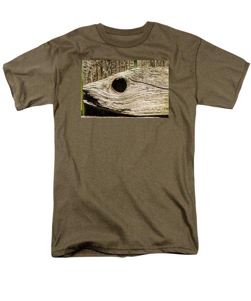 Fish Stick Men's T-Shirt  (Regular Fit) by Bruce Pritchett