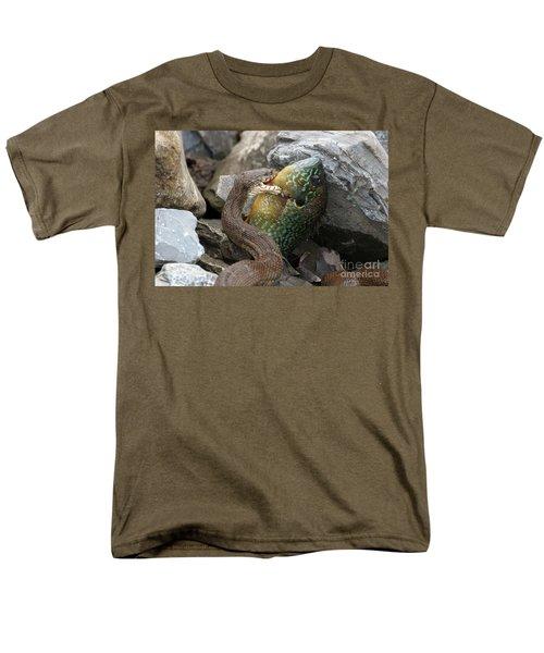 Fishing Men's T-Shirt  (Regular Fit) by Jeannette Hunt