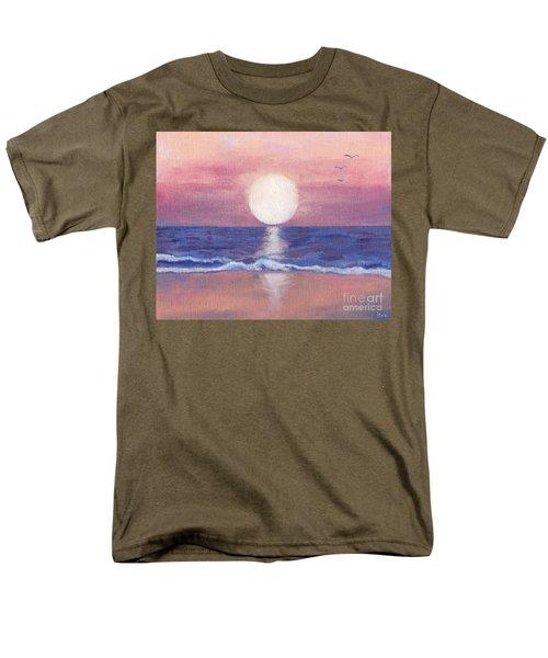 Flagler Beach Dream Men's T-Shirt  (Regular Fit) by Roz Abellera Art