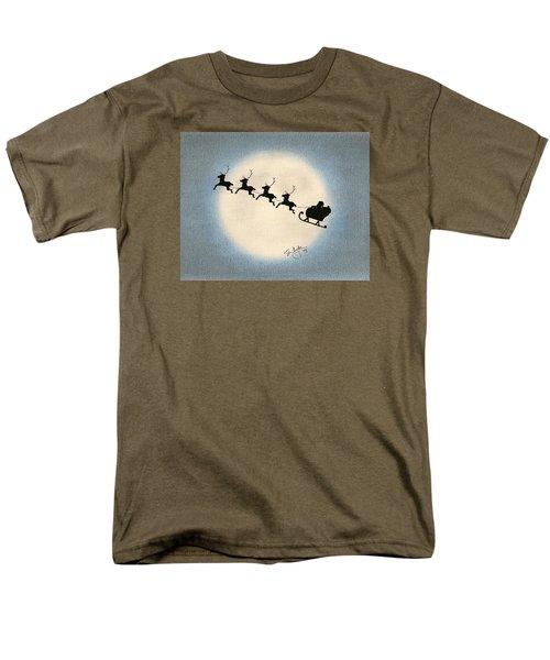Flight 1224 Men's T-Shirt  (Regular Fit) by Troy Levesque