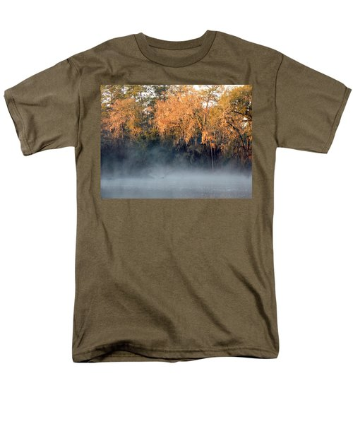 Men's T-Shirt  (Regular Fit) featuring the photograph Flint River 14 by Kim Pate