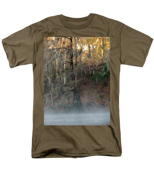 Men's T-Shirt  (Regular Fit) featuring the photograph Flint River 15 by Kim Pate